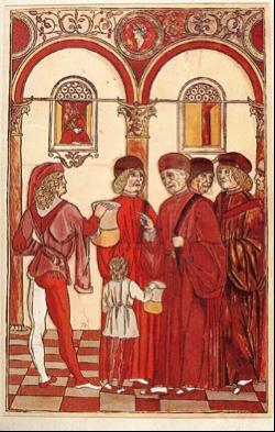Joannes de Ketham: Fasciculus medicinae, Venedig, 1493